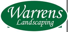 Warrens Landscaping - Website Logo