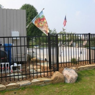 Stone Retaining Wall Landscaping Boulders