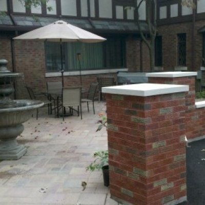 Concourse series Paver Patio