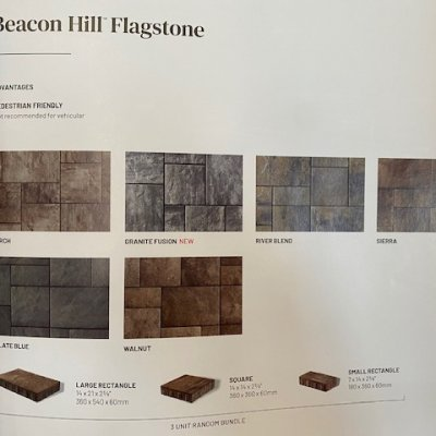 Beacon Hill Color Options