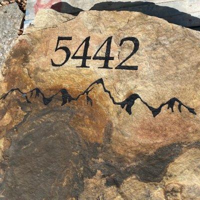 Address Rock