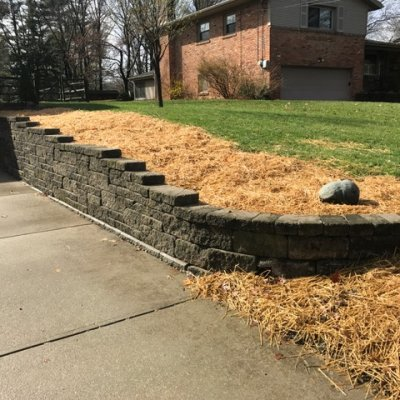 Retaining and Seating Walls