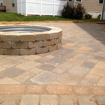 Coldstream Patio Bedford Firepit