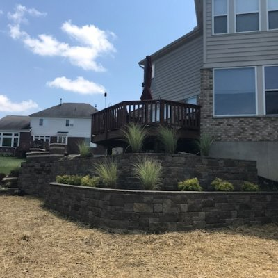 Engineer Approved Retaining Walls