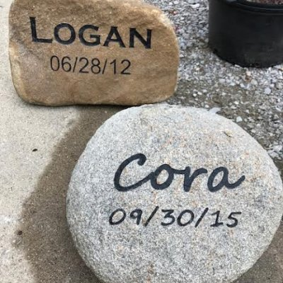 Logan and Cora