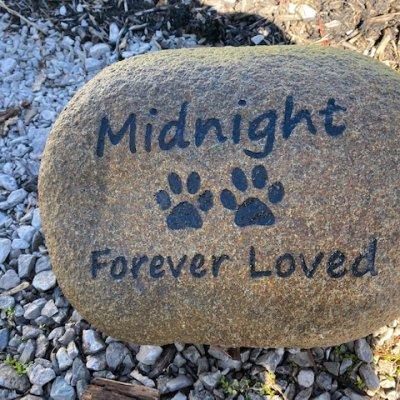 Memorial Engraved Stone