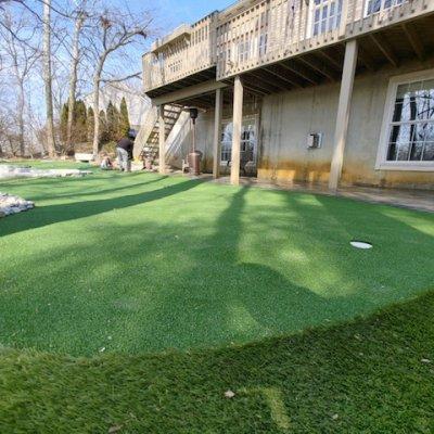 Putting Green - Artificial Turf