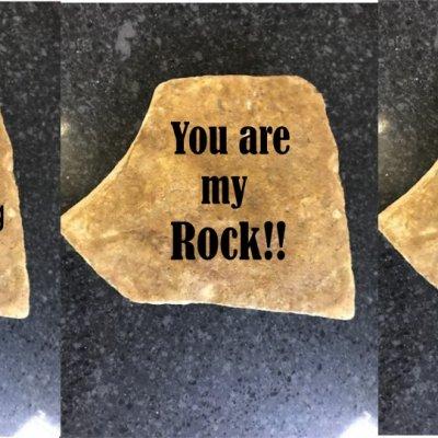 Custom Engraved Gift Rocks